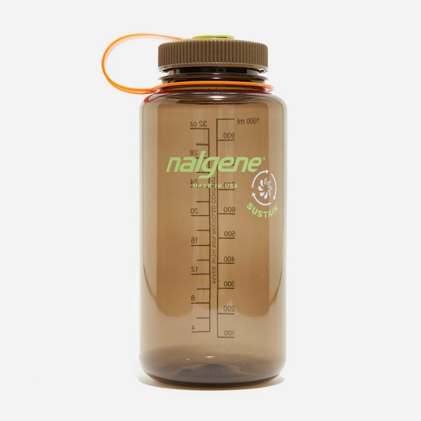 Nalgene Wide Mouth Sustain Water Bottle 1L