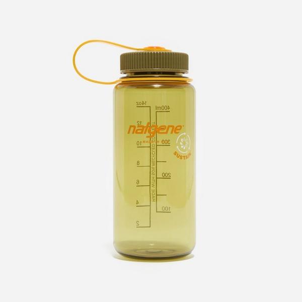 Nalgene Wide Mouth Sustain Water Bottle 500ml