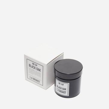 L:A Bruket Black Oak Candle