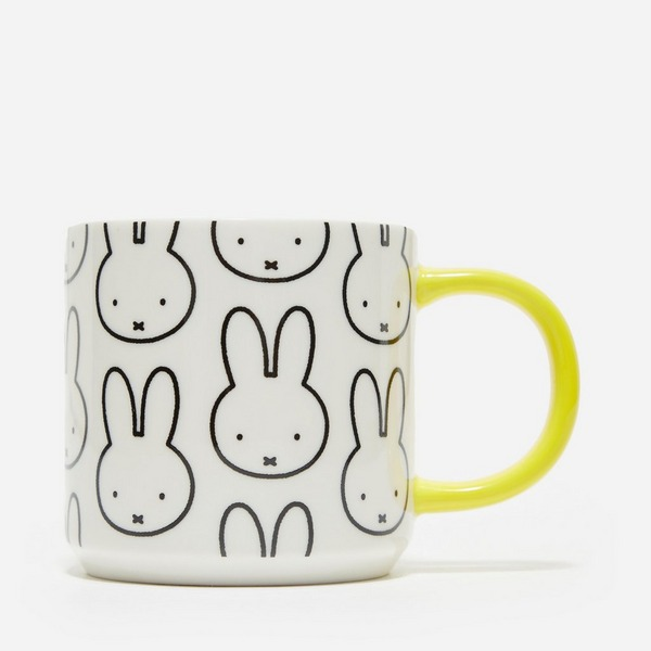 Miffy Pattern Mug