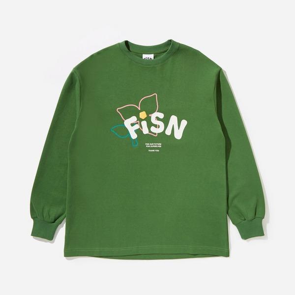 FiSN Central Logo Tee