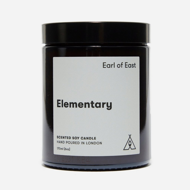 Earl Of East Soy Candle 6oz