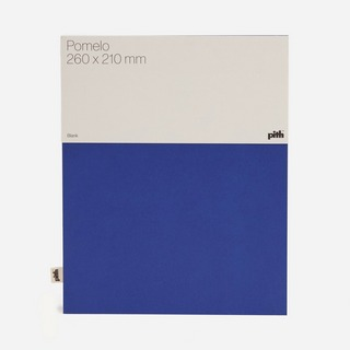 Pith Pomelo Blank Notebook