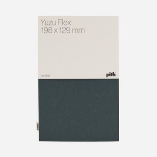 Pith Yuzu Flex Dot Grid Notebook