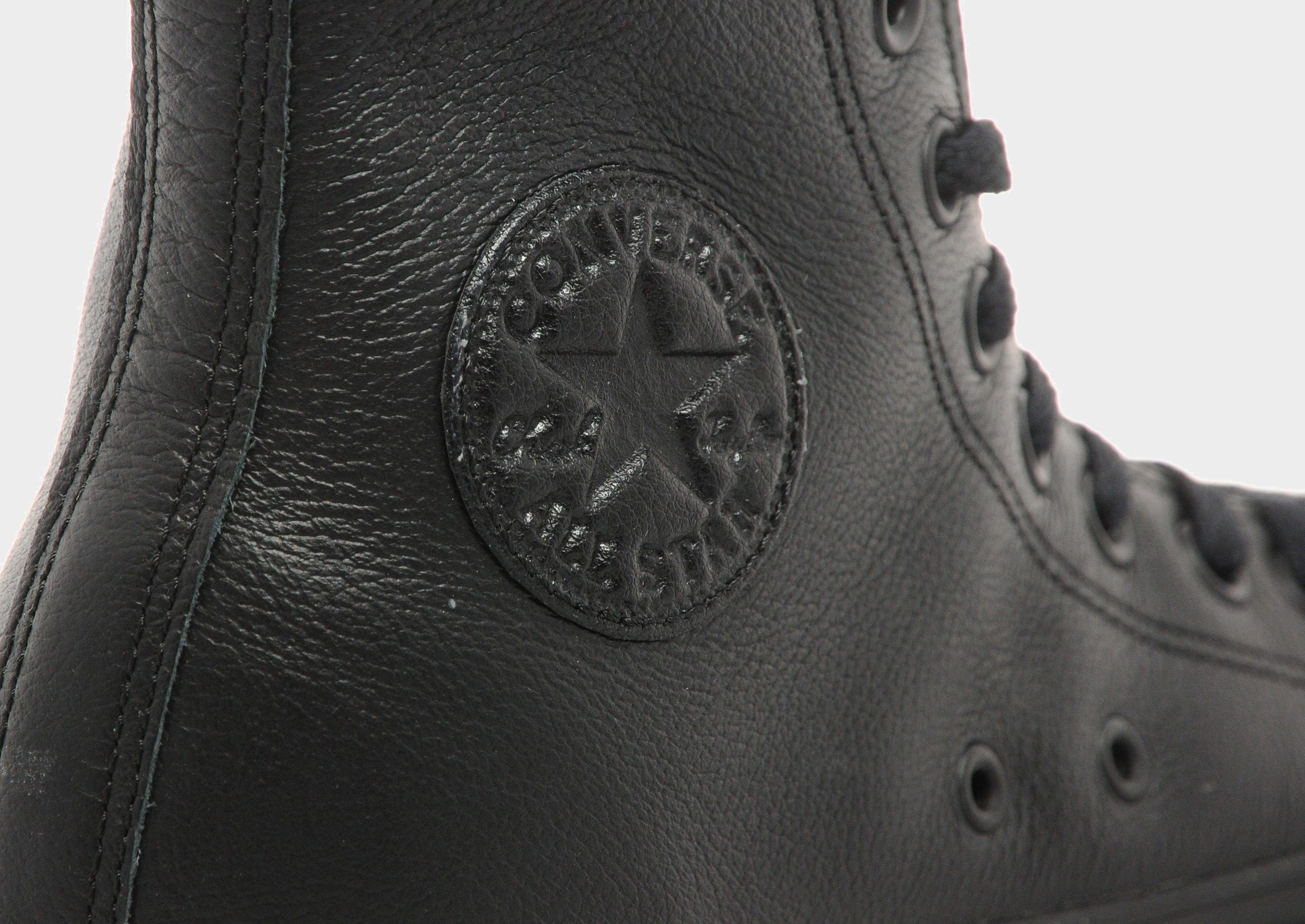 Converse All Star High Leather Mono  profilo