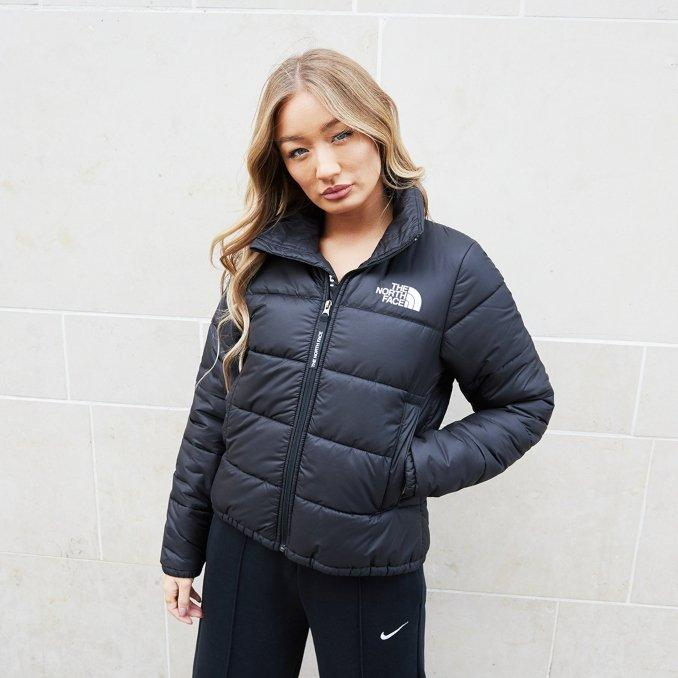 Giacca Donna The North Face Nuptse nera