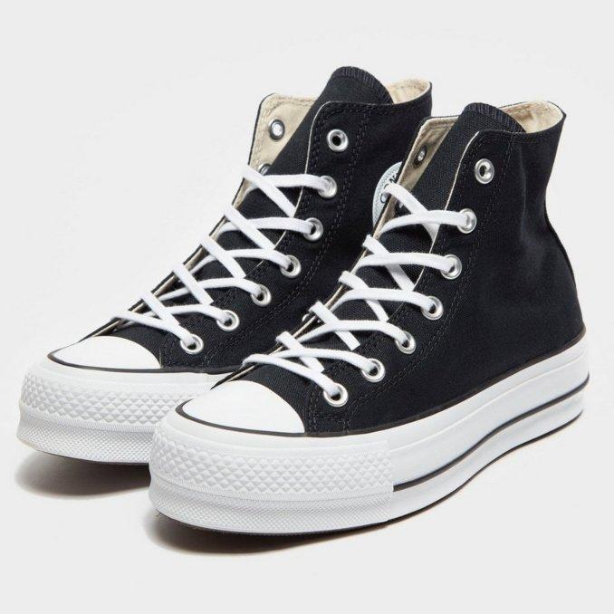 sneakers di primavera: Converse All Star Platform
