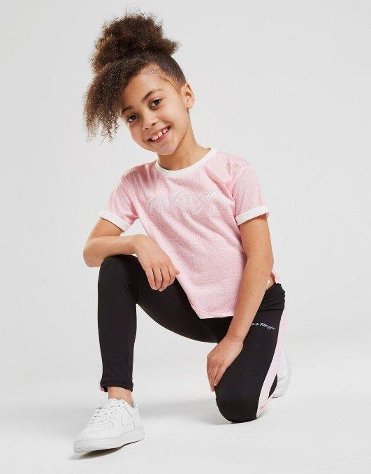 guia tamanhos infantil McKenzie fato de treino menina