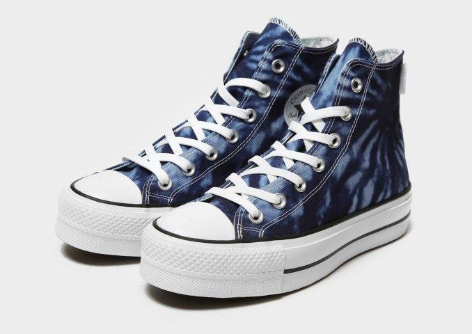 Converse All Star Hi Lift Tie Dye Donna