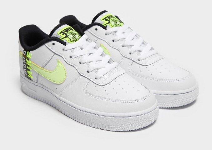 Nike Air Force I Worldwide pack