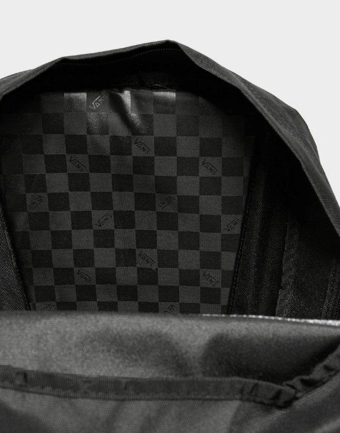 mochilas para o Secundário VANS preta