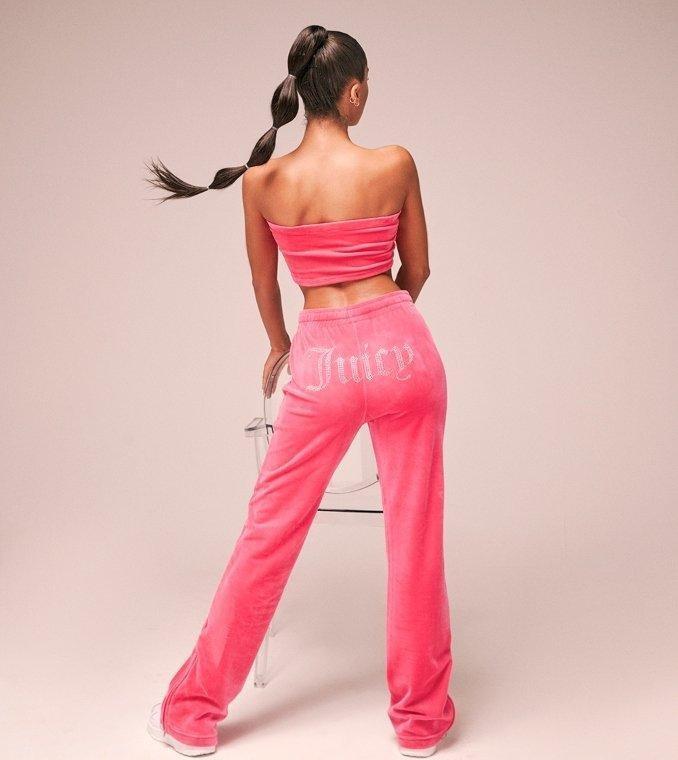 Juicy Couture Jogginghose und Top