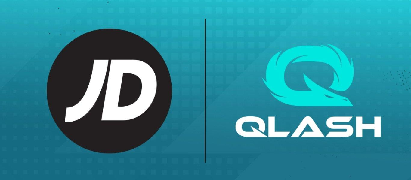 Partnership JD Sports x QLASH