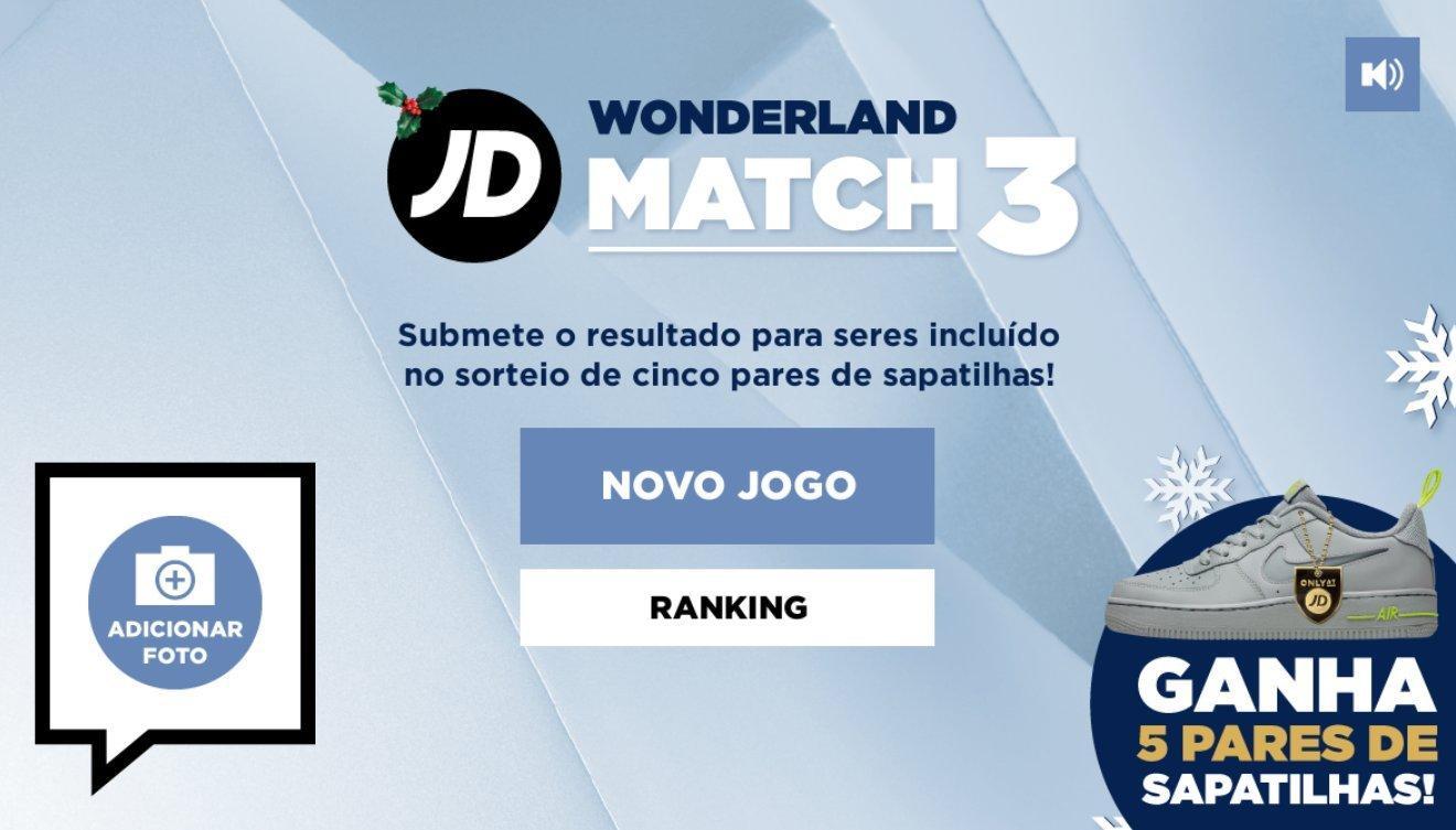 JOGO JD WONDERLAND MATCH-3