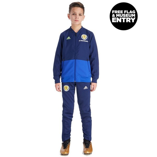 adidas Scotland FA 2018/19 Presentation Jacket Junior