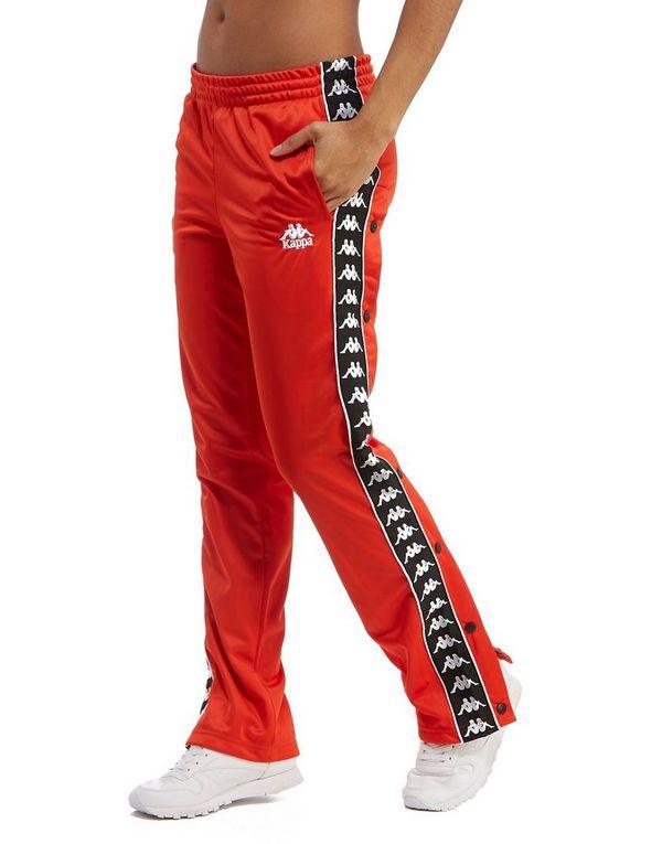 e659bc42309 Kappa Tape Popper Track Pants | JD Sports