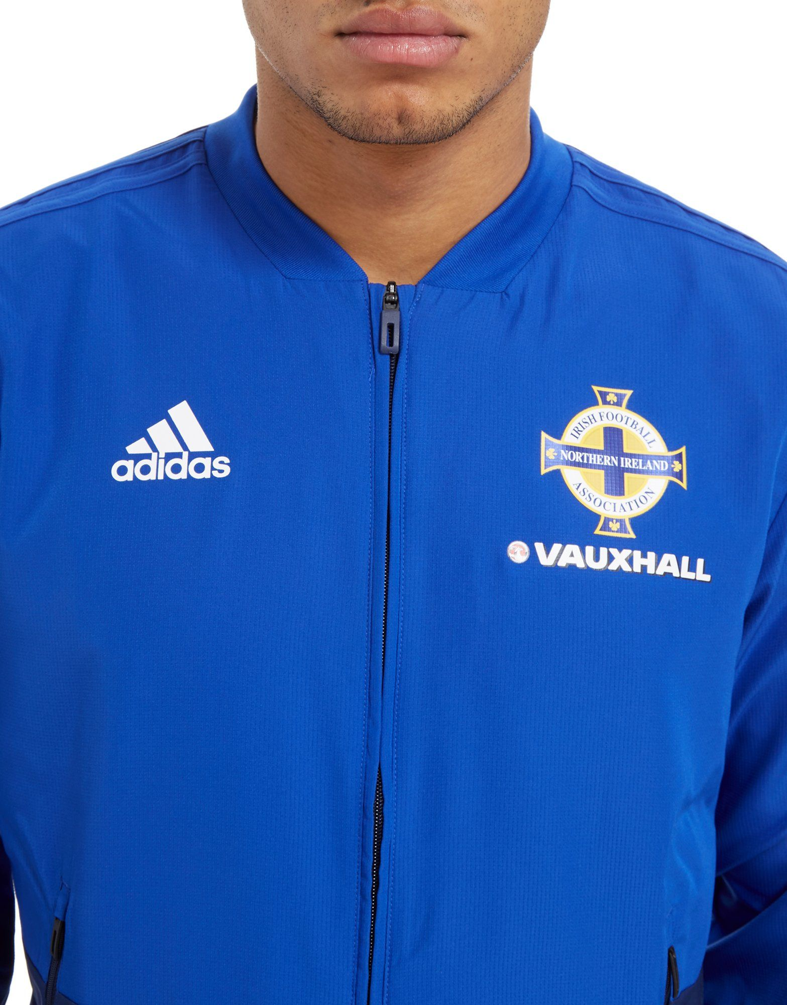 adidas Northern Ireland 2018/19 Presentation Jacket