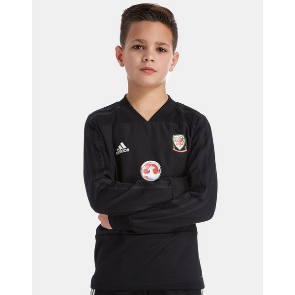 adidas FA Wales 2018/19 Training Top Junior