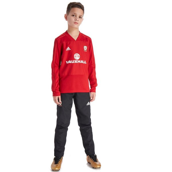 adidas FA Wales 2018/19 Training Top Junior