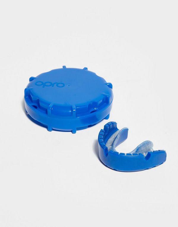 Opro Braces Blue Mouthguard | JD Sports