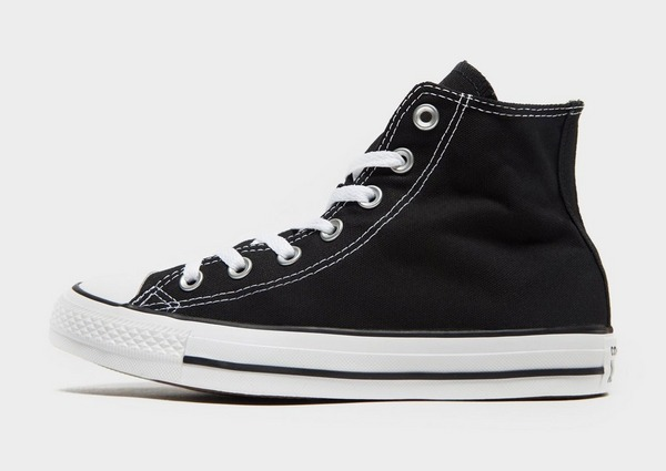 Compra Converse All Star Hi para mujer en Negro | JD Sports
