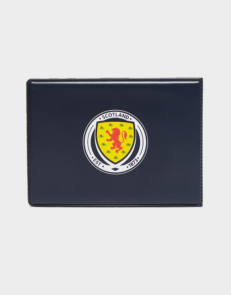 Official Team Scotland FA Match Day Card Wallet