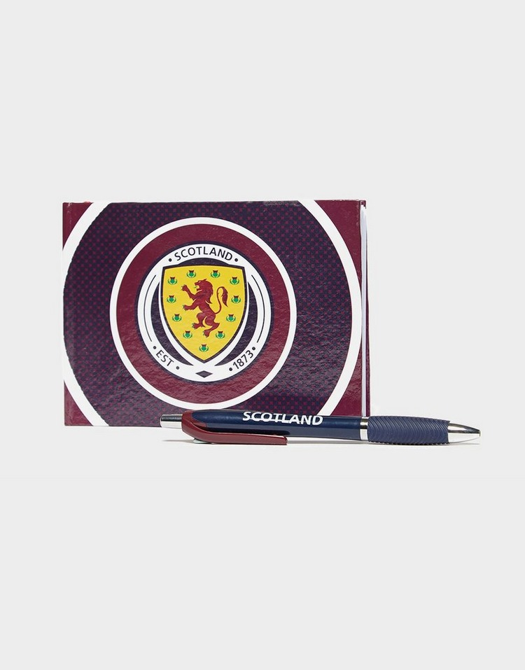 Official Team Libreta de autógrafos del Scotland FA