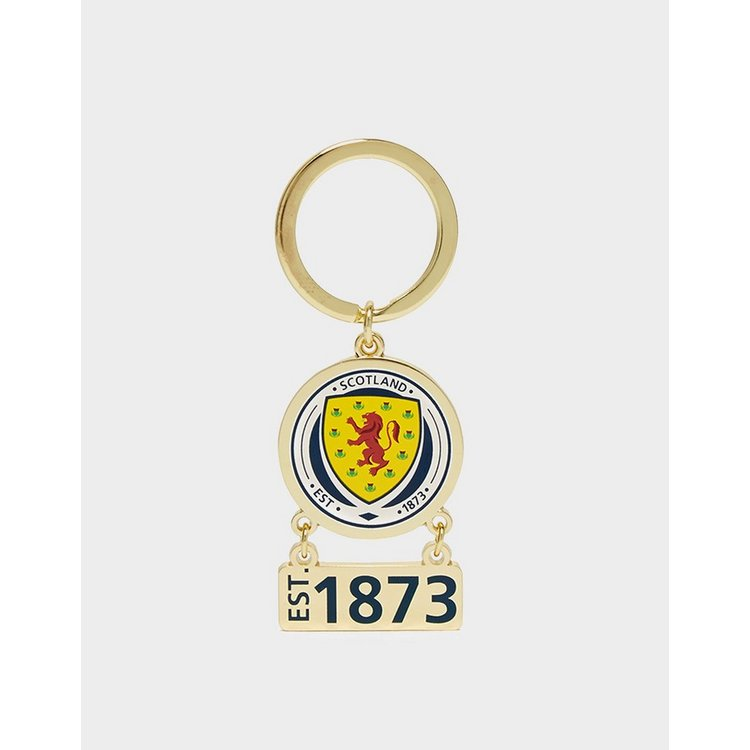 Official Team Scotland Swing Keyring