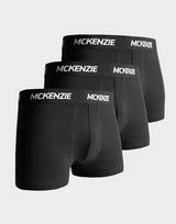 McKenzie Wyatt 3 Pack of Boxer Shorts
