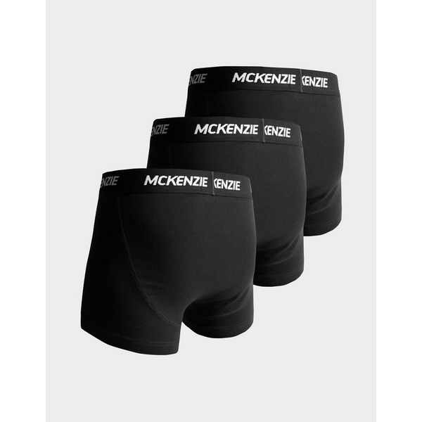 McKenzie Wyatt 3 Pack of Boxer Shorts
