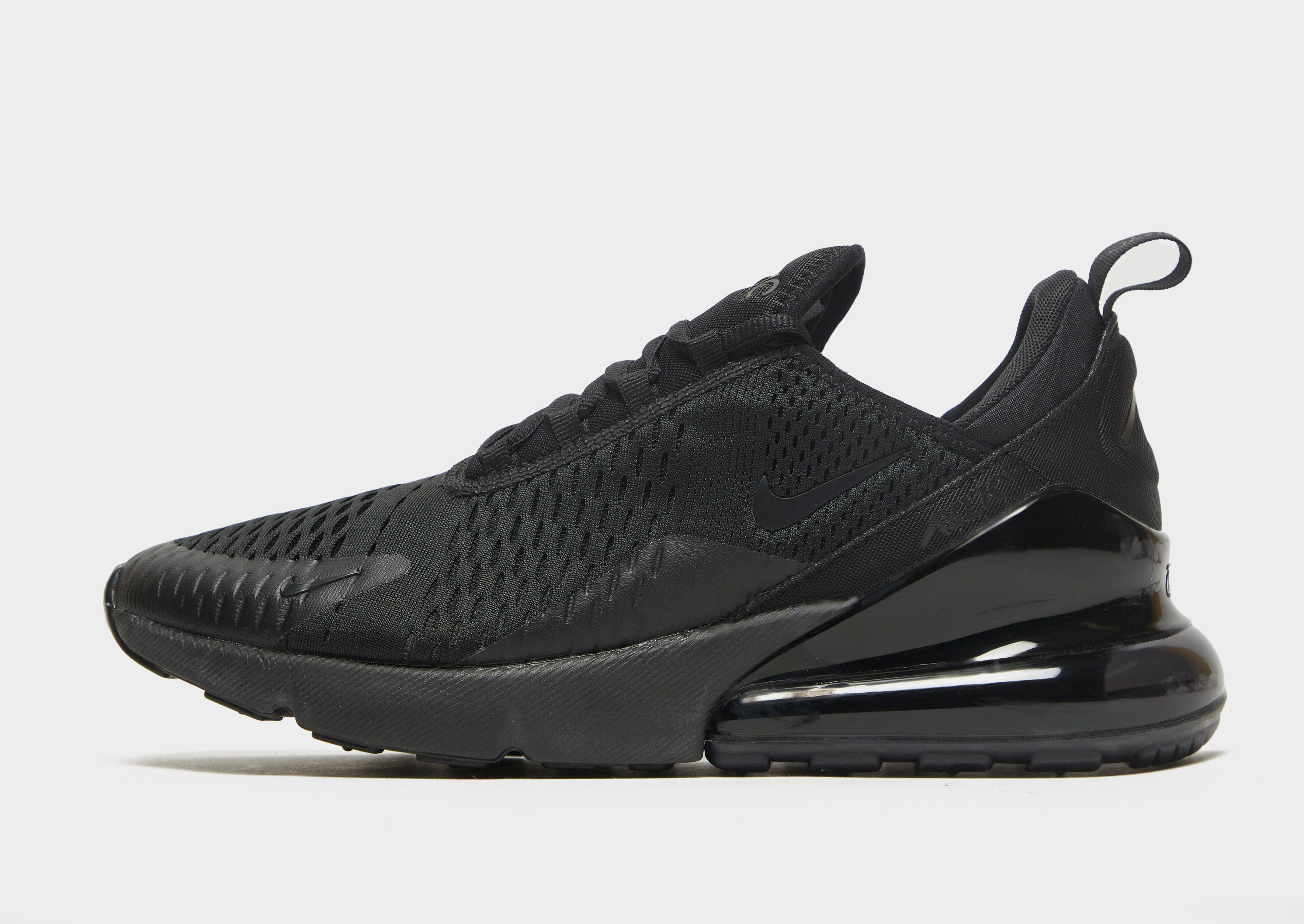air max 270 nere