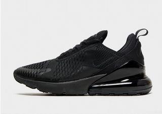 Materiali Di Alta Qualità Semplice Nike Air Max 270 Nero