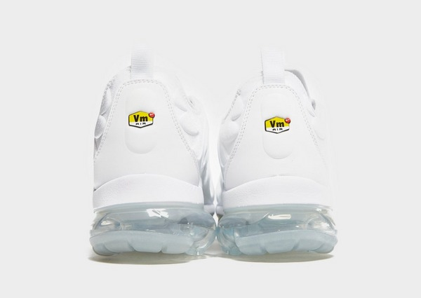 Shoppa Nike Air VaporMax Plus Herr i en Vit f?rg | JD Sports