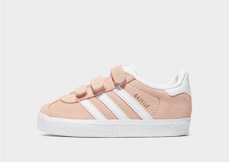 adidas Gazelle I Pnk/wht/gld