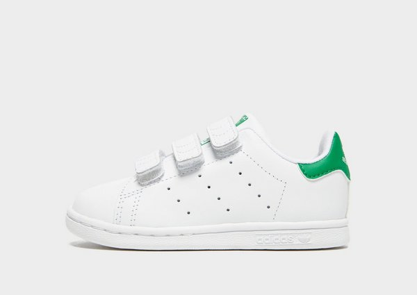 factory authentic new high special sales adidas Originals Stan Smith Velcro Infant | JD Sports