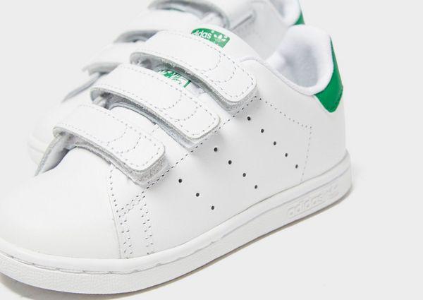 315b4300d adidas Originals Stan Smith Velcro para bebé
