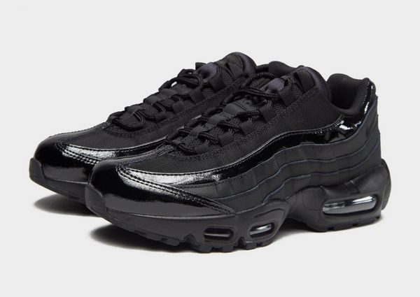 nike air max 95 black leather