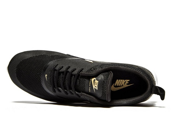 Buy Black Nike Air Max Thea Women's | JD Sports