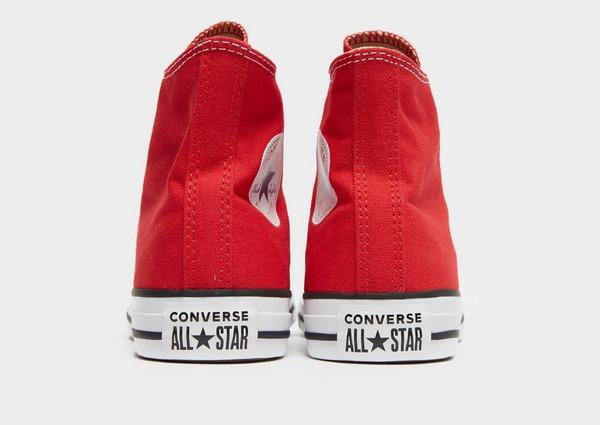 adidas all stars rode vlek