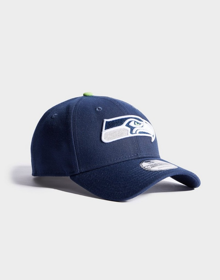 New Era 9FORTY NFL Seattle Seahawks Strapback Cap