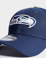 New Era 9FORTY NFL Seattle Seahawks Strapback kasket