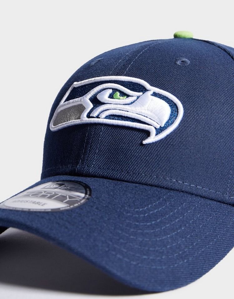 New Era 9FORTY NFL Seattle Seahawks Strapback kasket