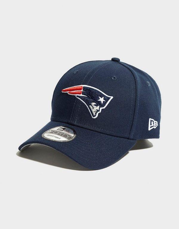 lowest price 95dd9 4eb55 New Era 9FORTY NFL New England Patriots Strapback Cap