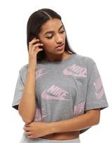 Nike Futura Print T-Shirt Damen