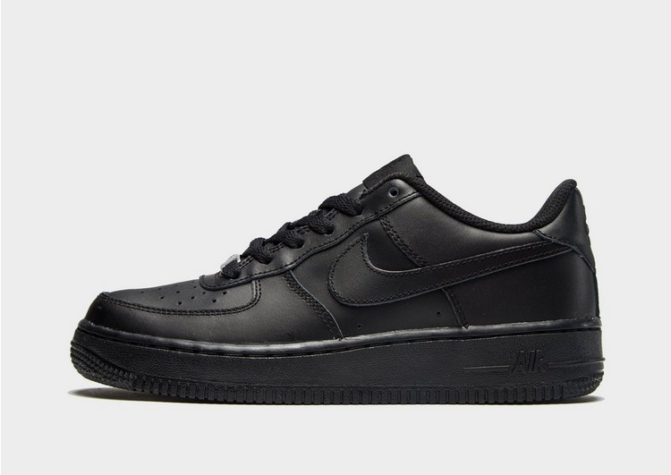 Buy Black Nike Air Force 1 Low Junior JD Sports  JD Sports