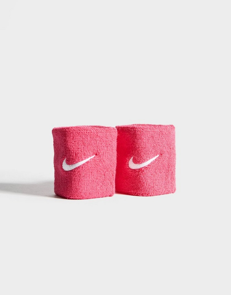 Nike 2 Pack Swoosh Wristbands