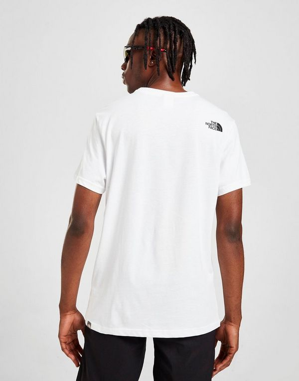 7ce62db91 The North Face Simple Dome T-Shirt | JD Sports