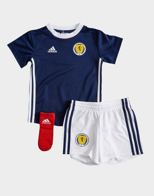 bf3ee8b80 adidas Scotland 2018 19 Home Kit Infant