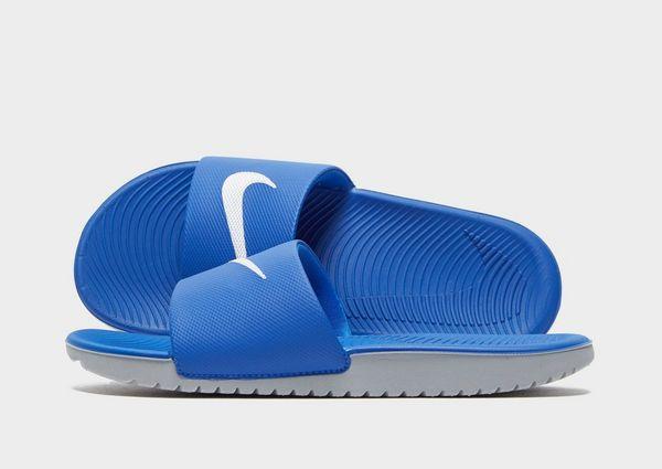 finest selection 817aa c3de9 Nike Kawa Slides Junior