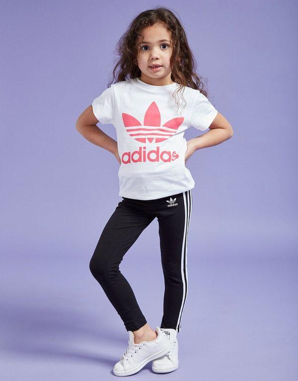 375d08f41 adidas Originals 3-Stripes Leggings Children | JD Sports
